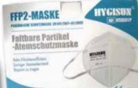 FFP2-Mundschutz von Hygisun