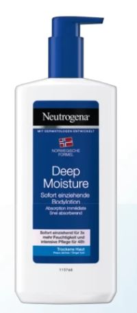Bodylotion von Neutrogena