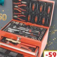 Werkzeugbox von Brüder Mannesmann Werkzeuge