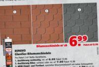 Glasvlies-Bitumenschindeln von Renovo