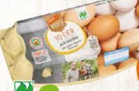 Bio Eier von Naturland tegut...