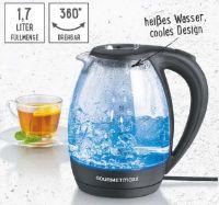 Glaswasserkocher von Gourmetmaxx