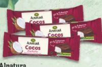 Bio Cocos Riegel Zartbitter von Alnatura