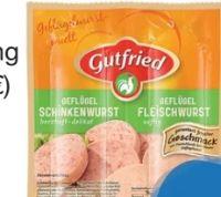 Geflügelwurst-Duett von Gutfried