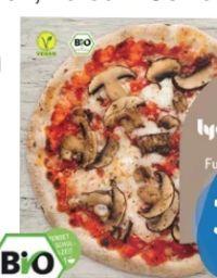 Bio Pizza von Lycka