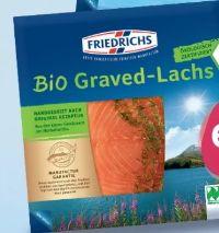 Bio Graved Lachs von Friedrichs