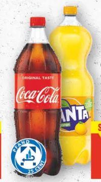 Coca Cola Limonade von Coca-Cola