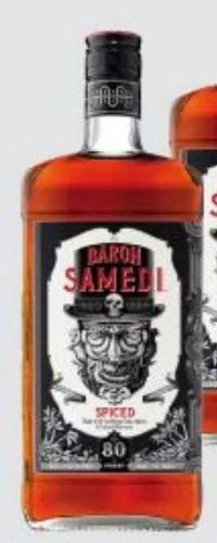 Rum von Baron Samedi Spiced