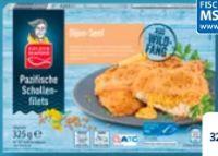 Pazifische Schollenfilets von Golden Seafood