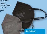 Filtrierende Halbmasken FFP2 NR