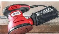 Exzenterschleifer 300W von Kraft Werkzeuge