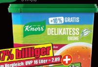 Delikatess Brühe von Knorr