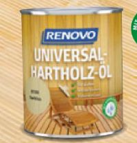 Universal Hartholz-Öl von Renovo