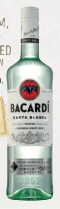 Premium-Rum von Bacardi
