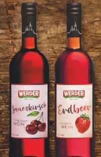Fruchtweine von Werder