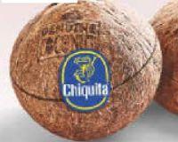 Bio Trink-Kokosnuss von Chiquita