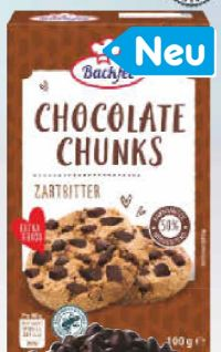 Chocolate Chunks von Backfee