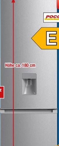 Kühl-Gefrierkombination HD-346REN von Chiq