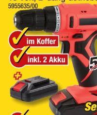Akku-Schrauber NP8618-LI von Poco Line