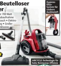 Beutelloser Staubsauger BGS05AAA2 von Bosch