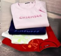 Damen-T-Shirt von Chiemsee