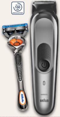 Multi-Grooming-Kit MGK7221 von Braun
