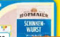 Frischwurst-Aufschnitt von Hofmaier