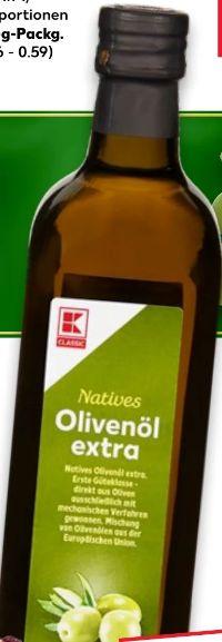 Natives Olivenöl extra von K-Classic