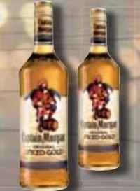 Spiced Gold von Captain Morgan