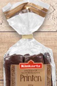 Aachener Schokoladen Printen von Kinkartz