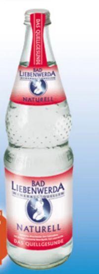 Mineralwasser von Bad Liebenwerda