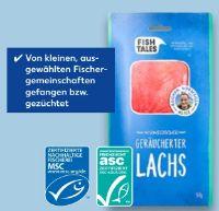 Geräucherter Lachs von Fish Tales