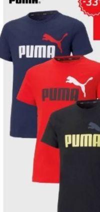 Kinder Sportshirt von Puma