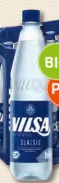 Bio Mineralwasser von Vilsa Brunnen
