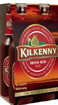 Irish Beer von Kilkenny