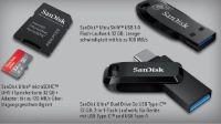 microSDHC-Karte von Sandisk