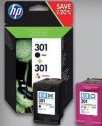 Druckerpatrone 301 von Hewlett Packard (HP)