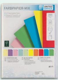 Farbpapier von United Office