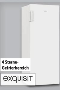Gefrierschrank GS5220-NF-H-010E von Exquisit