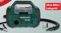 Akku-Kompressor und -Luftpumpe von Parkside