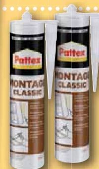 Montage Power von Pattex