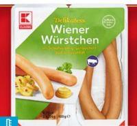 Wiener Würstchen von K-Classic