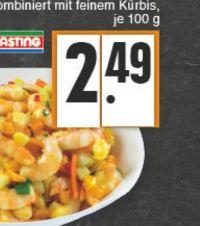 Garnelen-Kürbis-Salat von Rasting