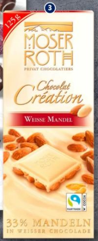Chocolat Création von Moser Roth
