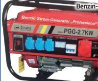 Benzin-Stromgenerator PGG-2.7KW