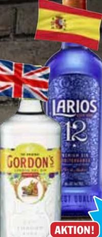London Dry Gin von Gordon's