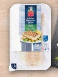 Kabeljau-Rückenfilet von Golden Seafood