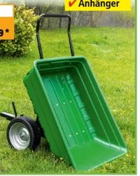Gartenwagen von Powertec Garden