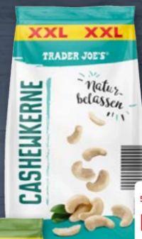 Cashewkerne XXL von Trader Joe's