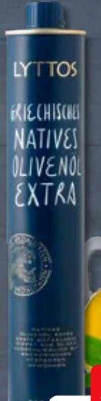 Griechisches natives Olivenöl extra von Lyttos